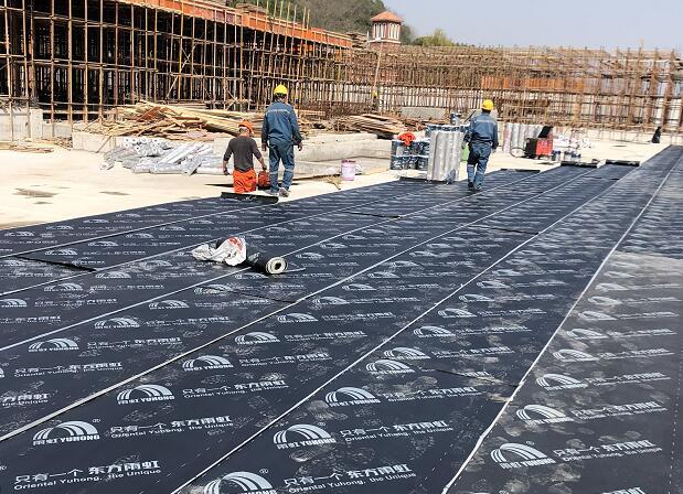 楼顶屋面防水的重要性